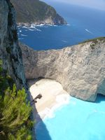 Zante, Greece by Alexignatiou. Wikipedia.