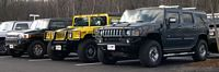 Hummer, the Green Car of tommorrow  GNU Free Documentation License, Version 1.2, found on wikimedia