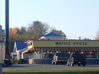by user hozombel, on Wikipedia- waffle house,hagerstown maryland,GNU FD License V 1.2